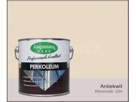 Foto von Koopmans Perkoleum Farbe - Antiekweiß 234 - 2 -5L Hochglanz