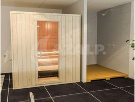 Foto von Azalp Massive Sauna Rio Standard