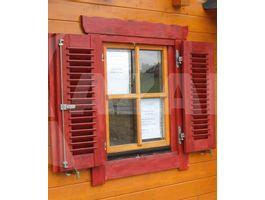 Foto von Azalp Fensterläden 80x94 cm - Lamellen*