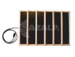 Foto von Inframagic Holzrahmen für Plate 2 mit Anlehnleisten*