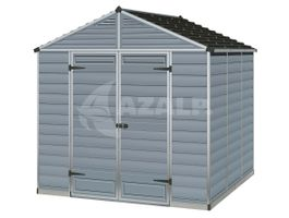 Foto van Palram 702626 Skylight 8x4 Extension Antraciet