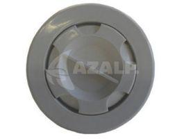 Foto van Azalp luxe stofzuigeraansluiting voor beton-liner en prefab-liner zwembad