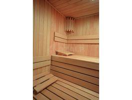 Foto von Azalp Sauna Rckenlehne Lumen - Erle