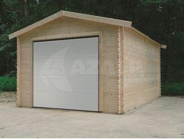 Foto von Solid S8830 Holzernes Garage
