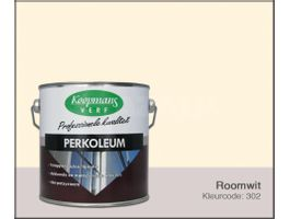 Foto von Koopmans Perkoleum - Muschelweiß 302 - 2 -5L Seidenglanz