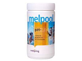 Foto van Melpool pH minus poeder 1 -5 kg