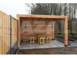Foto von CarpGarant Terrassenüberdachung Holz Douglasieie Excellent