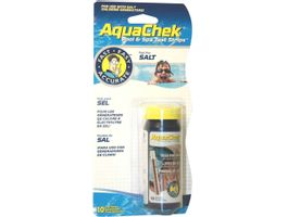 Foto van AquaChek White Test Strips (Salt Titrators)
