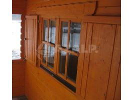 Foto von Azalp Fensterläden 80x94 cm - Standard*