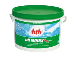 Foto van HTH pH minus poeder 5 kg