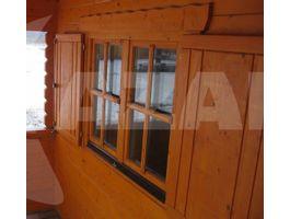 Foto von Azalp Fensterläden 120x94 cm - Standard*