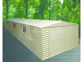 Foto von Duramax Extension Kunststoff-Garage