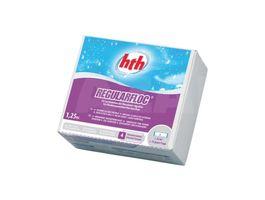 Foto van HTH FlocFix Regular Floc Cartouches (10 x 1 -25 kg)