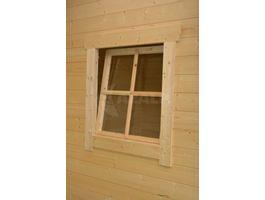 Foto von Azalp Dreh-Kippfenster - 80x88 cm