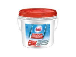 Foto van HTH Chloorshock 5 kg (Calcium Hypochlorite Granulaat)