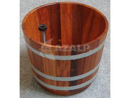 Foto von Blumenberg Fussbecken 29 Liter - Kambala gelackt (W521-07)