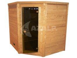 Foto van Interflex Sauna MS 1 Hoek