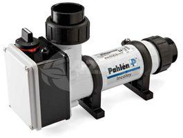 Foto van Pahlen 12 kW elektrische verwarmer voor zwembaden
