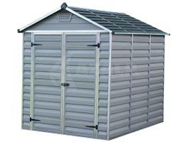Foto von Palram 702302 Skylight Kunststoff-Gartenhaus
