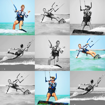 Foto van Sock my kitesurfer