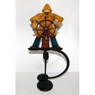 `Authentic Models Balance Toy Helmsman