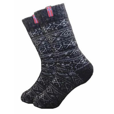 Foto van Noorse sokken