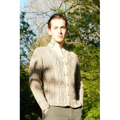 Inis Meáin Patented Aran Jacket