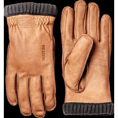 Foto van Hestra Deerskin Primaloft Rib handschoenen