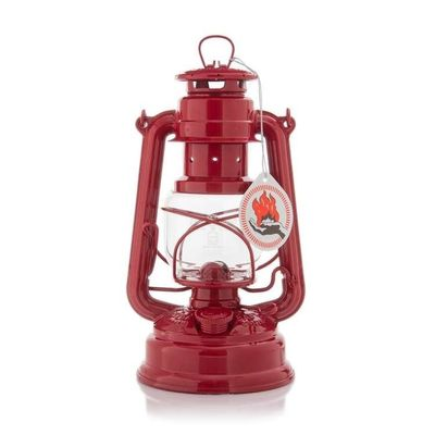 Foto van Feuerhand Eternity stormlamp rood