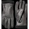 Foto van Hestra Deerskin Primaloft Rib handschoenen zwart