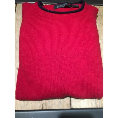 Foto van Irelandseye Sandycove ronde hals trui rood