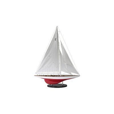 Miniatuur zeilboot J-Yacht Ranger 1937