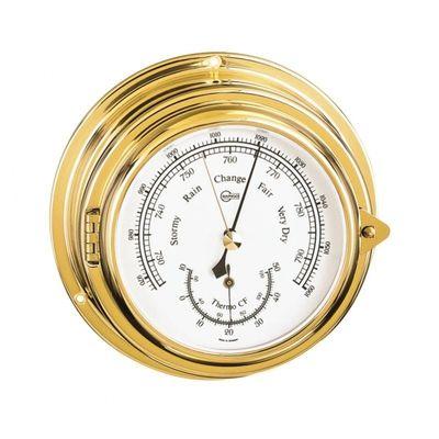 Foto van Barigo Yacht scheepsbarometer/thermometer