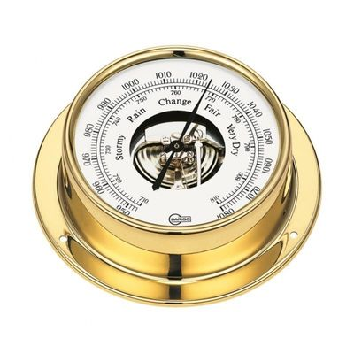 Foto van Barigo Tempo scheepsbarometer 183ms