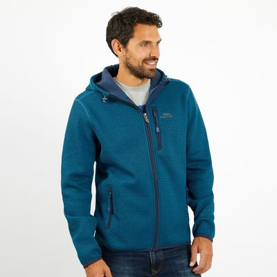 Foto van Weird Fish Lockie Full Zip Hooded Fleece