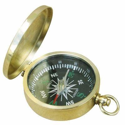 Foto van Kompas met deksel