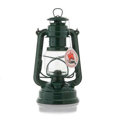 Foto van Feuerhand Eternity stormlamp groen