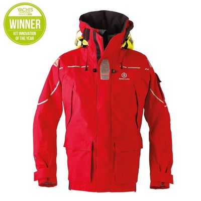 Foto van Henri Lloyd Offshore Elite Jacket rood