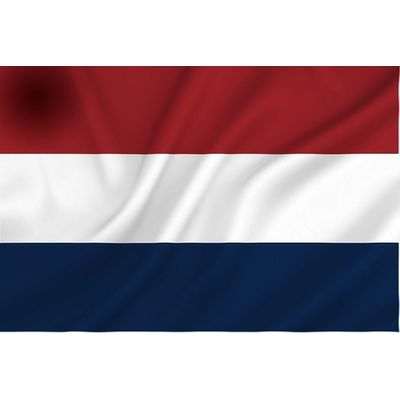 Foto van Vlag Nederland