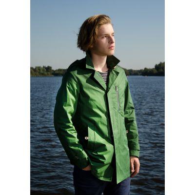 Camplin River Coat groen