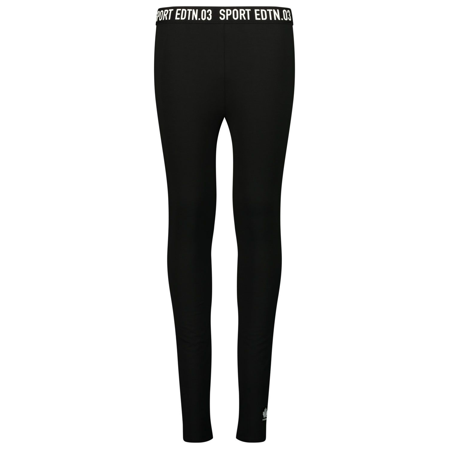 Picture of Dsquared2 DQ0040 kids tights black