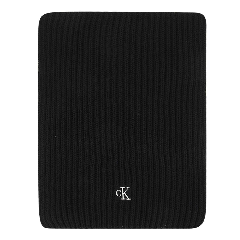 Picture of Calvin Klein IU0IU00220 kids scarf black