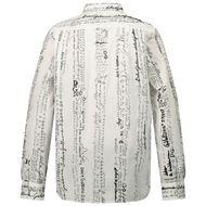 Bild von Dolce & Gabbana L43S29/HS5IJ Kinderhemd Weiß
