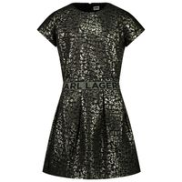 Picture of Karl Lagerfeld Z12164 kids dress gold