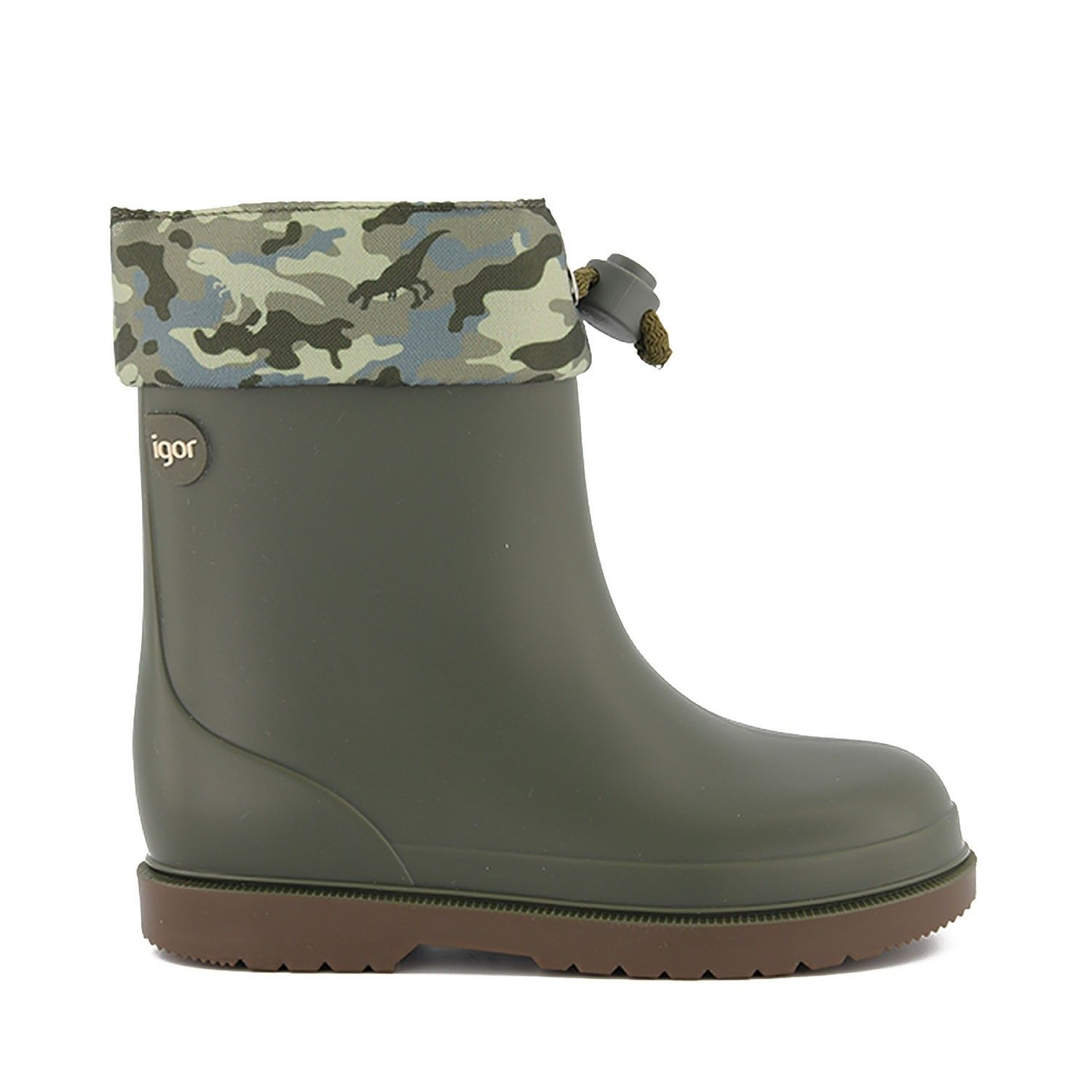 Picture of Igor W10212 kids boots army