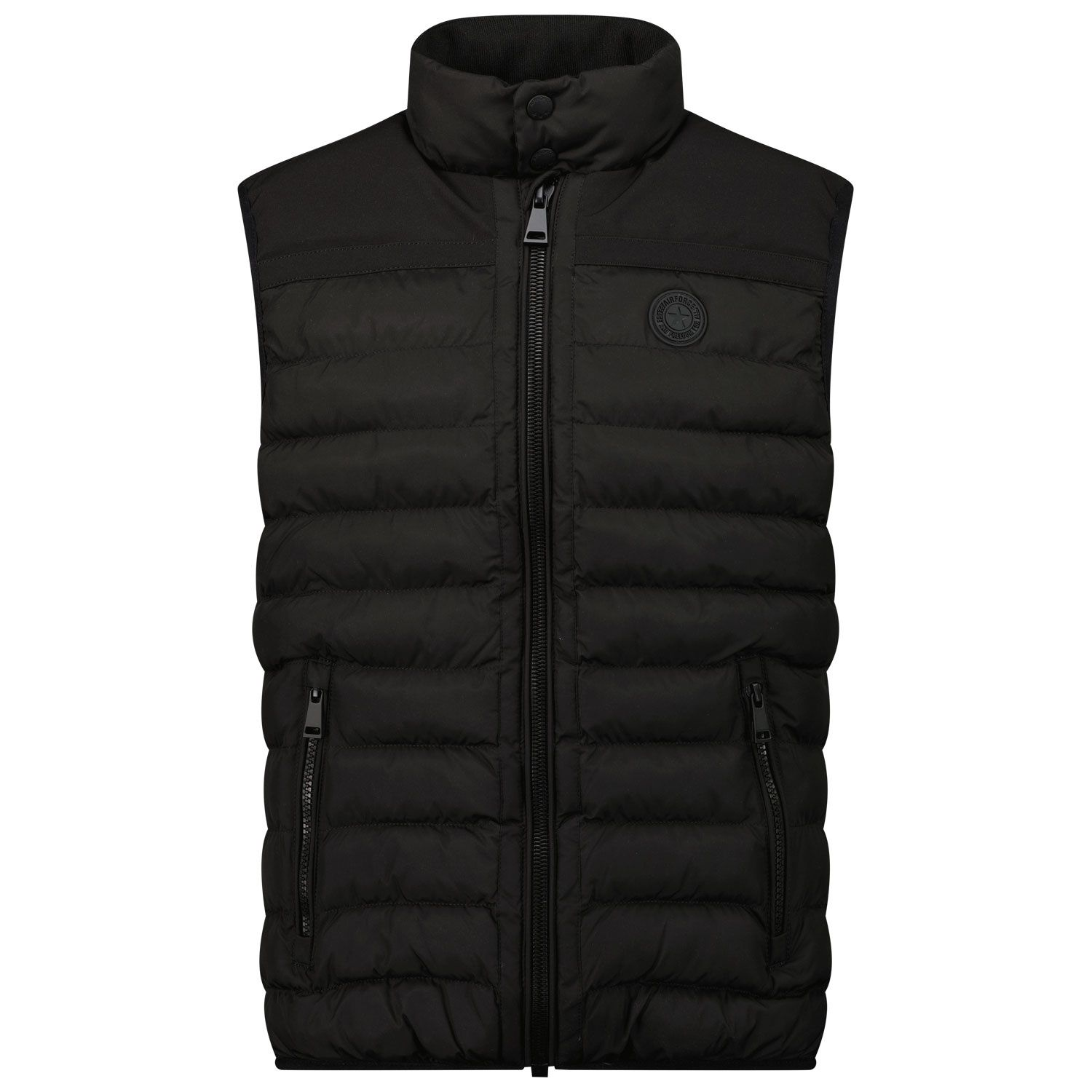 Picture of Airforce FRB0532 kids bodywarmer black