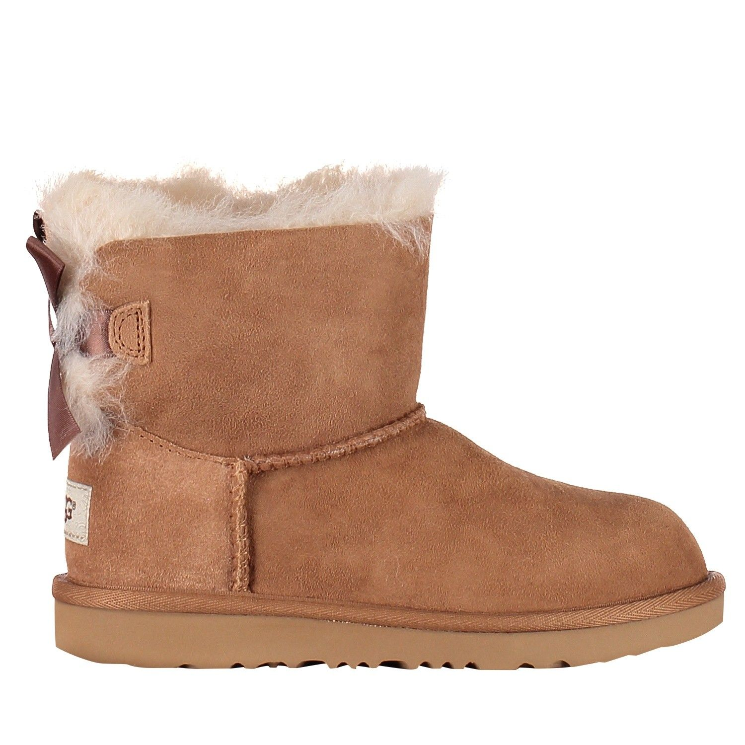 Picture of UGG 1017397K kids boots camel