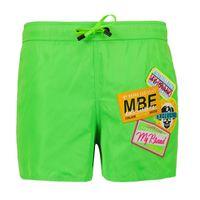 Picture of My Brand 3X21009C0010 kids swimwear fluoro green