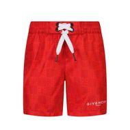 Afbeelding van Givenchy H00039 baby badkleding rood
