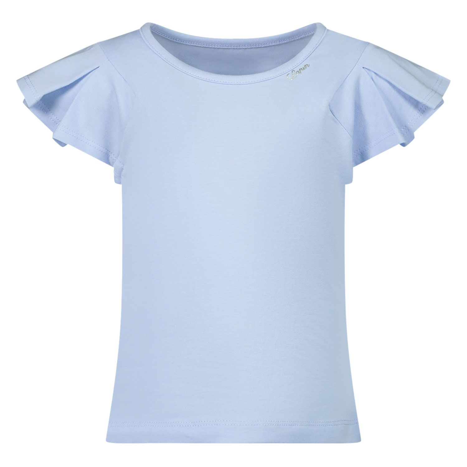 Picture of Lapin 211E2323 baby shirt light blue